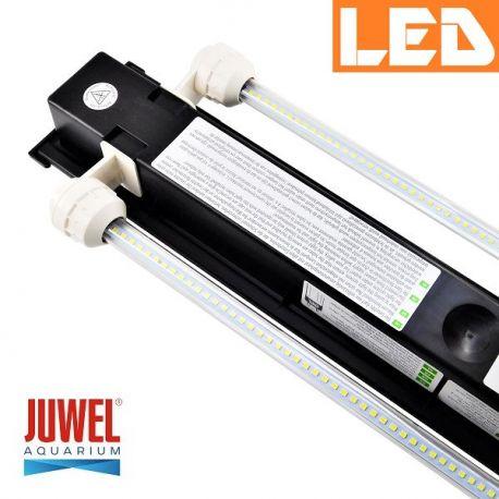 Belka MultiLux LED 70cm 2x 590mm LED Day + LED Nature JUWEL czarna |sklep AQUA-LIGHT.pl