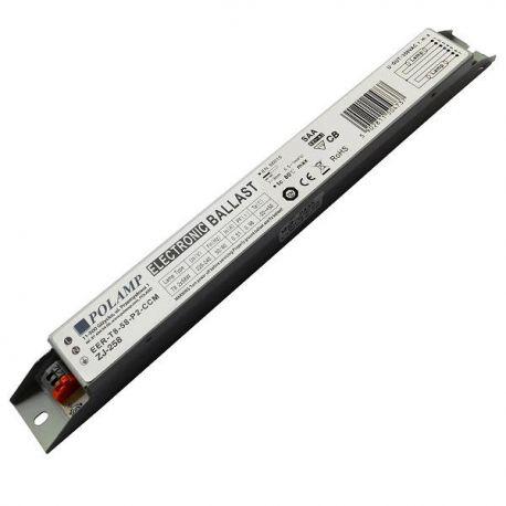 Statecznik elektroniczny T8 2x58W Polamp | sklep AQUA-LIGHT.pl
