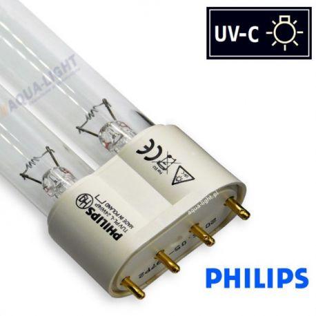 Promiennik UV-C Świetlówka UVC PHILIPS TUV PL-L 24W trzonek 2G11- od AQUA-LIGHT