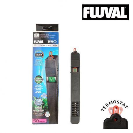 Grzałka E50 50W Fluval | sklep AQUA-LIGHT