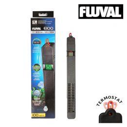 Grzałka E100 100W Fluval | sklep AQUA-LIGHT