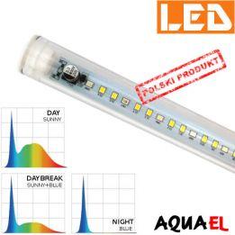 Moduł LED LEDDY TUBE Day&Night - moc 7W SUNNY, firmy AQUAEL | sklep AQUA-LIGHT.pl