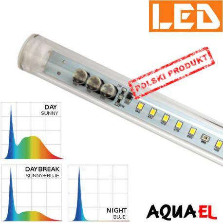 Moduł LED LEDDY TUBE Day&Night - moc 17W SUNNY, firmy AQUAEL   sklep AQUA-LIGHT.pl