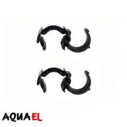 Komplet uchwytów do LEDY TUBE i RETROFIT, firmy AQUAEL | sklep AQUA-LIGHT.pl