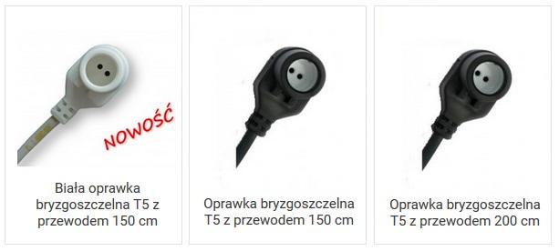 Oprawki bryzgosczelne do świetlówek T5 - blog aqua-light.pl
