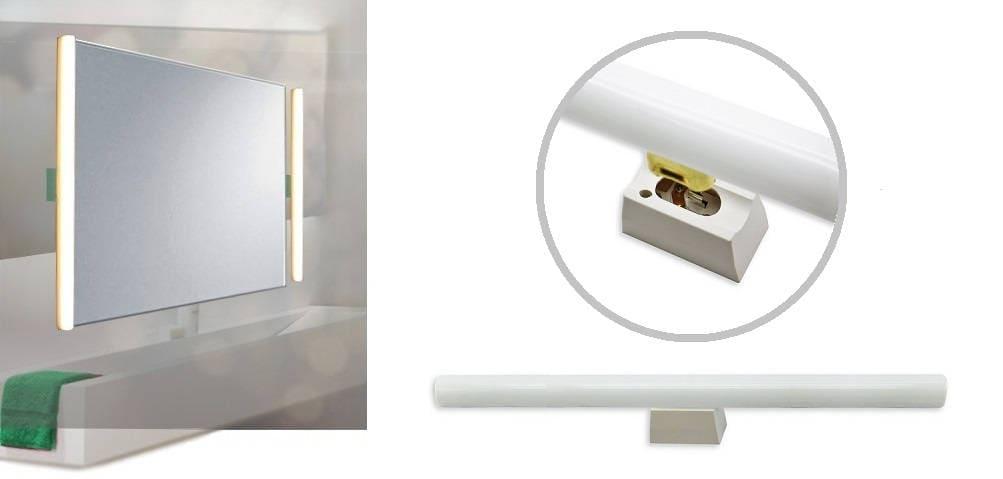Zastosowanie żarówek liniowych LED 50cm LEDinestra Osram S14d ściemnialnych | sklep AQUA-LIGHT.pl