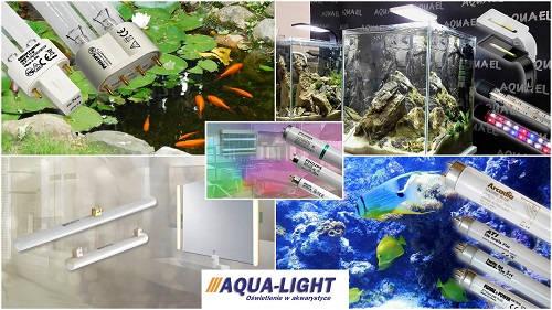 Wizytówka sklepu AQUA-LIGHT.pl na YT