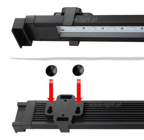 Fluval AQUASLY LED - uchwyty do pokrywy | sklep AQUA-LIGHT.pl